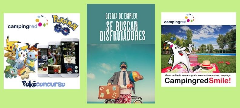 Pokéconcurso, El Disfrutador, Campingred Smile.