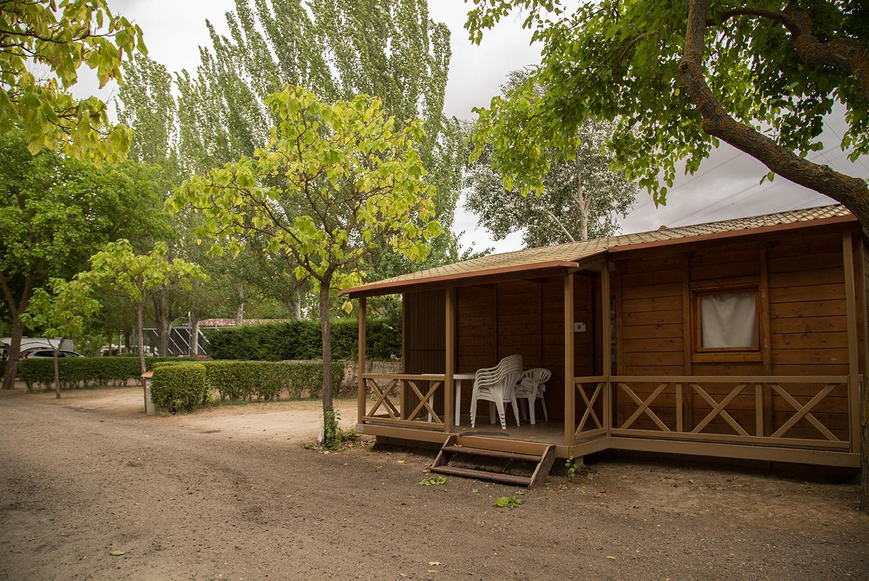 Camping en Tordesillas