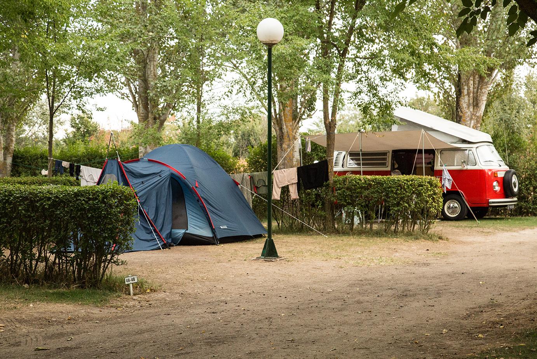 El Astral camping