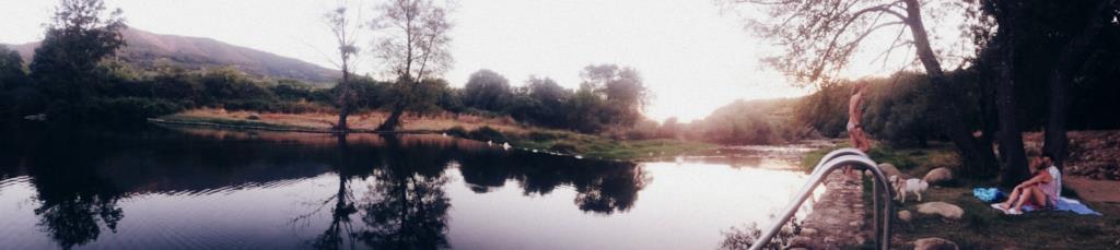 Pilones Río Jerte