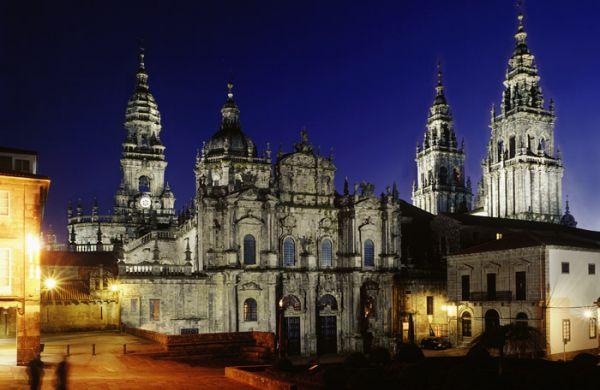 El Paraíso Verde En Santiago De Compostela