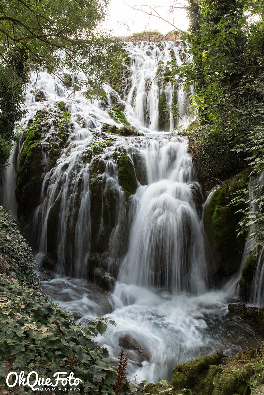 Cascada en Ibdes