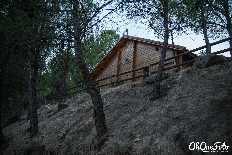 """Casas """"Monasterio de Piedra"""" en Lago Resort"""