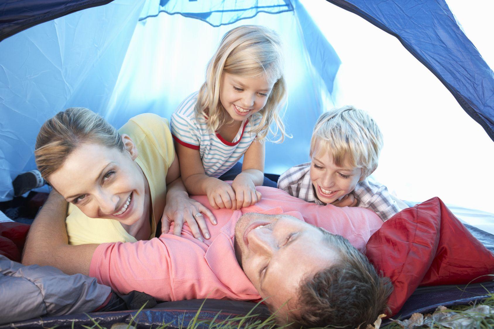 Viajar en Familia