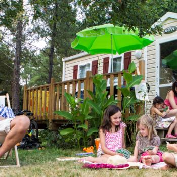 Camping Sites et Paysajes