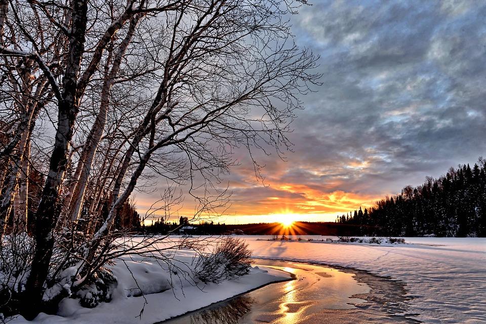 Bienvenido invierno, te estábamos esperando!