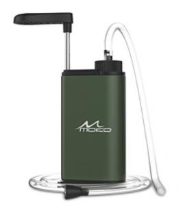 filtradores de agua