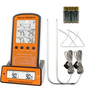 termómetro digital carne
