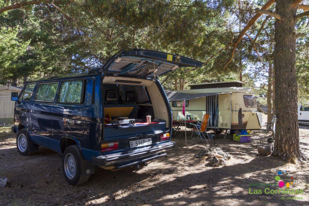setas camping