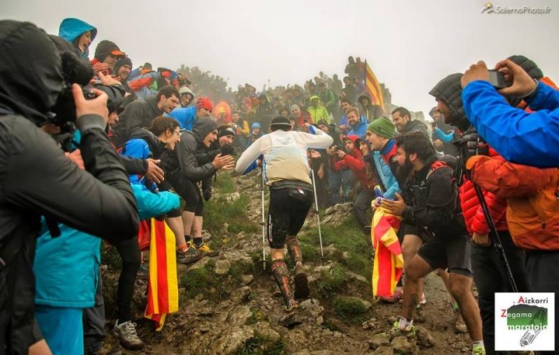Maratón Alpino Zegama Aizkorri