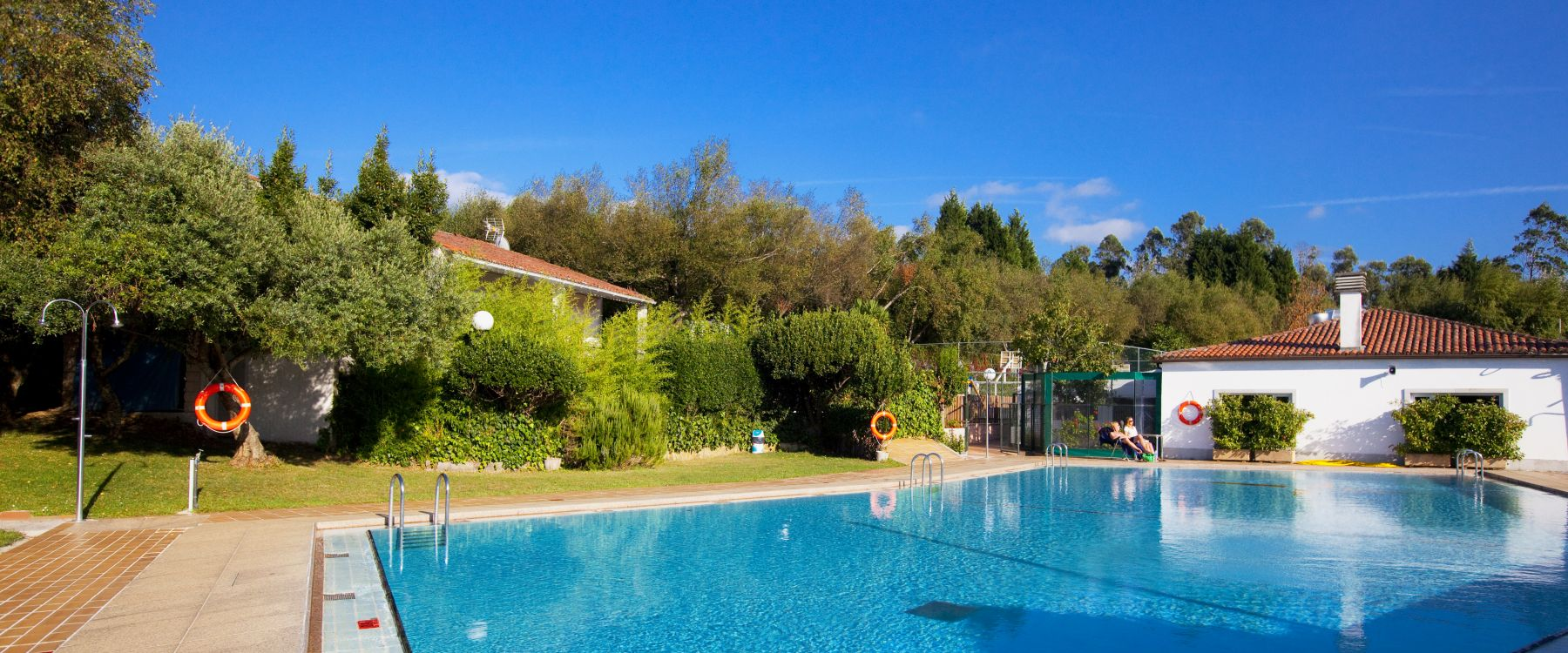piscinas Campingred
