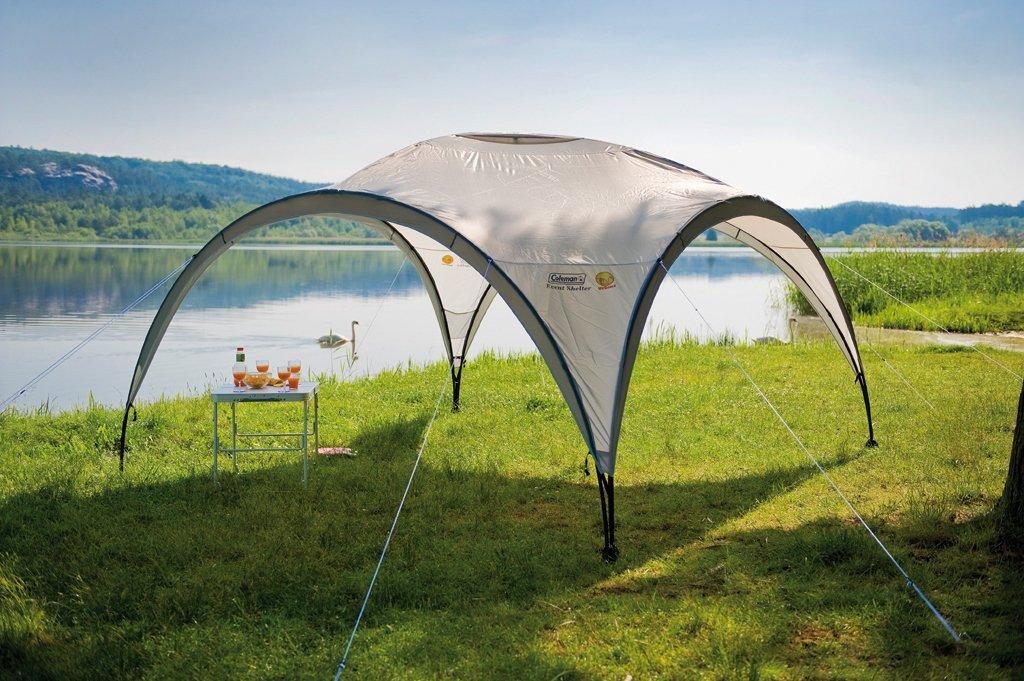 verano de camping