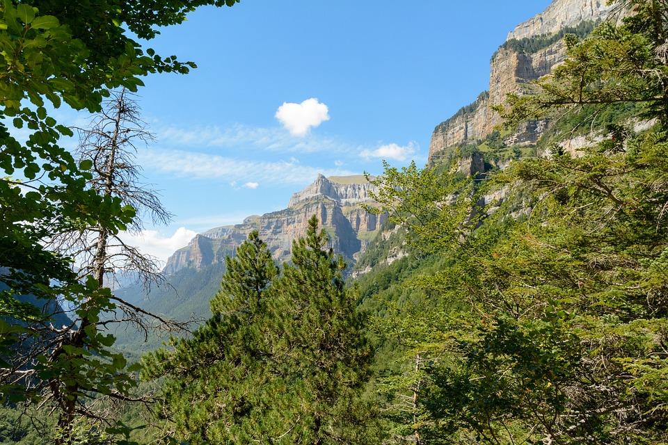 camping por el norte de España