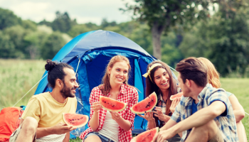 millenials campings