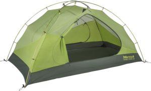 tienda camping ligera 2 personas