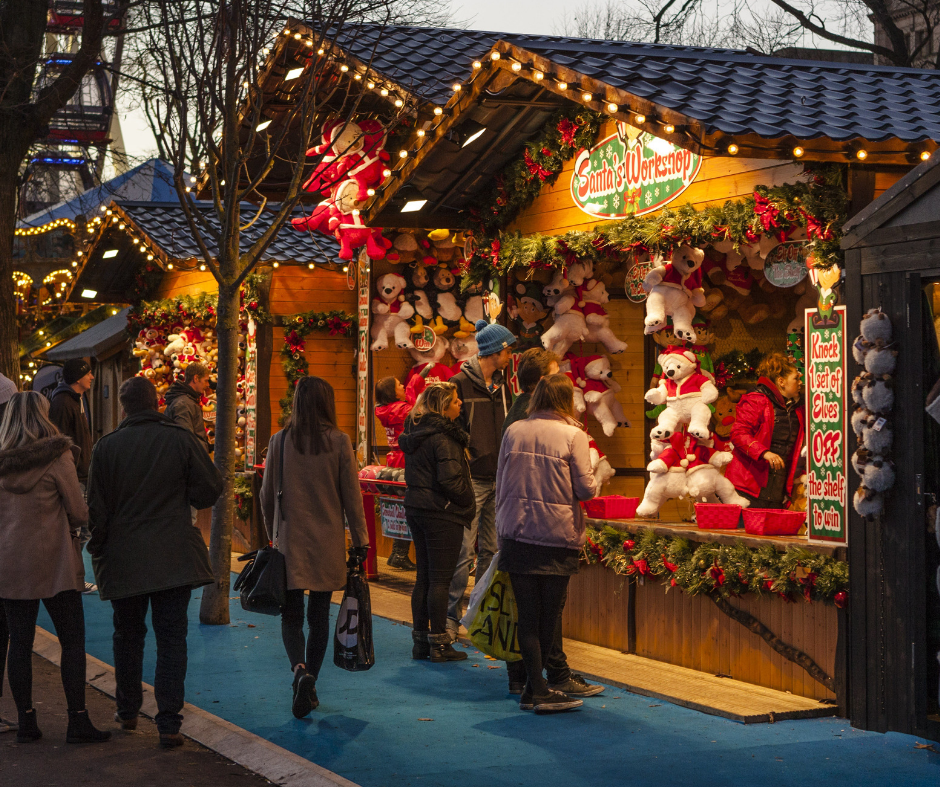 Navidad sur de Francia