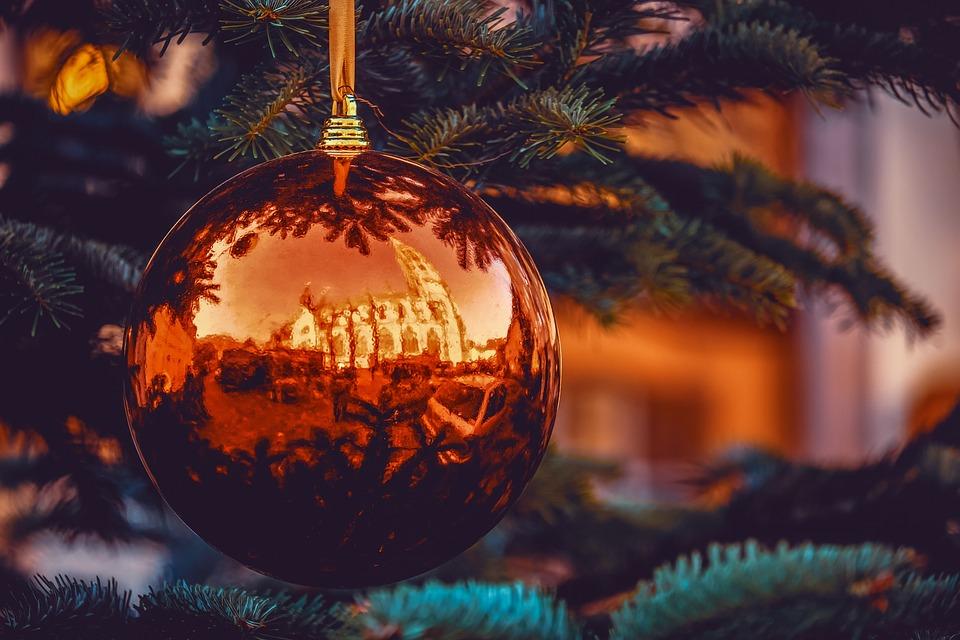 Mercados Navidad Francia