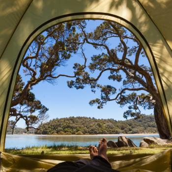 objetos camping