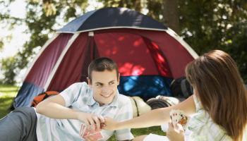 vacaciones camping
