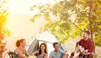 septiembre camping